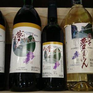 内子ワイナリーさんの「内子夢ワイン」