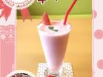 苺ジュース