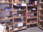 手作り雑貨コーナー