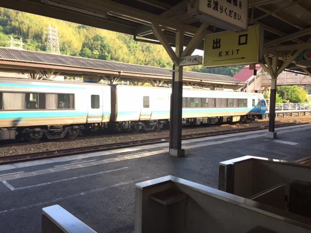 JR四国・八幡浜駅