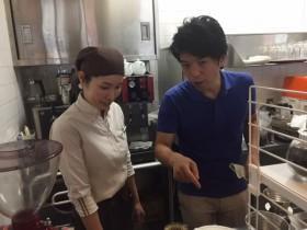 シュシュ& 茶蔵の店長・副店長