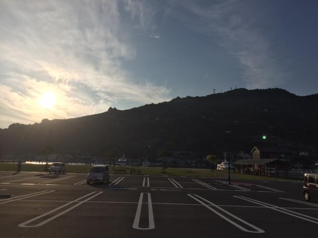 6月29日の八幡浜道の駅