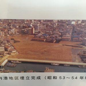 36年前の北浜の写真