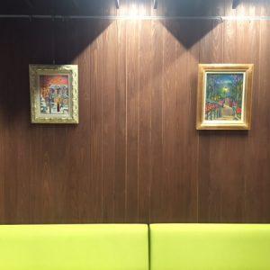 カフェ『シュシュ』の絵