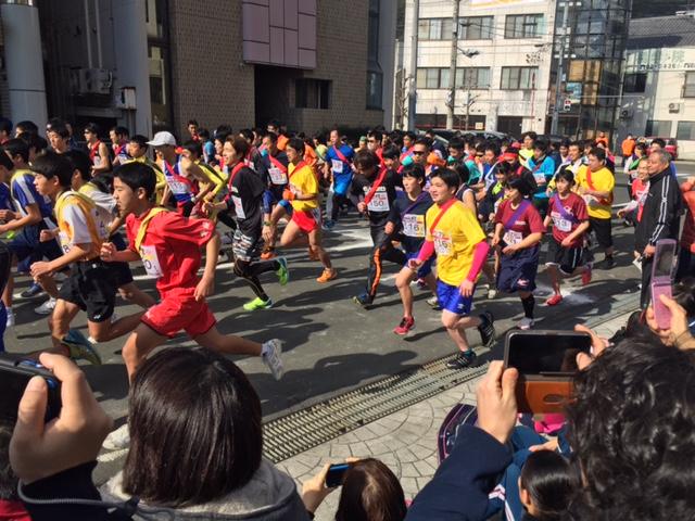 八幡浜駅伝カーニバル