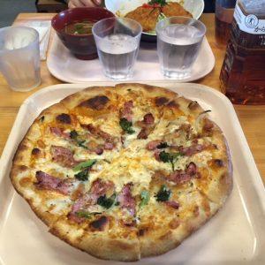 2016年初ピザ