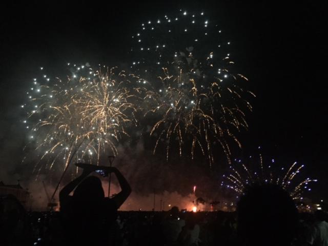 八幡浜花火大会