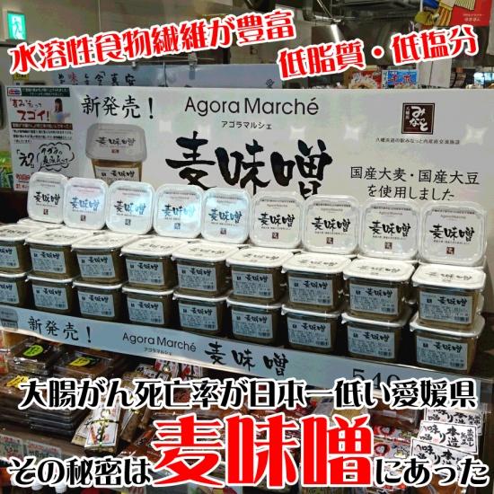 アゴラの麦味噌