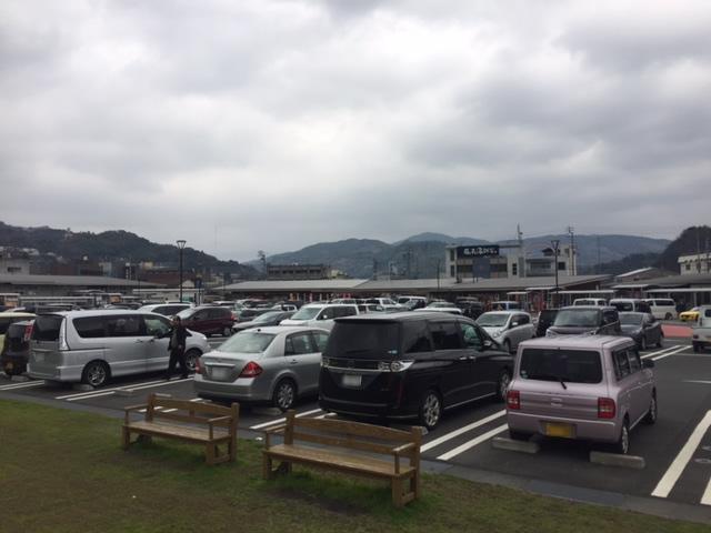 駐車場満車
