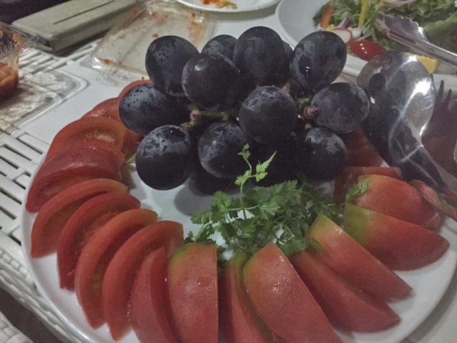 トマト・デザート