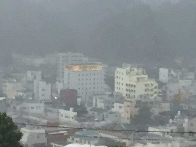 台風18号-2