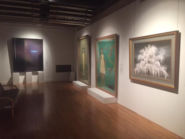日本画展5