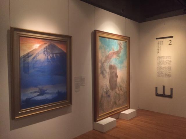 日本画展1