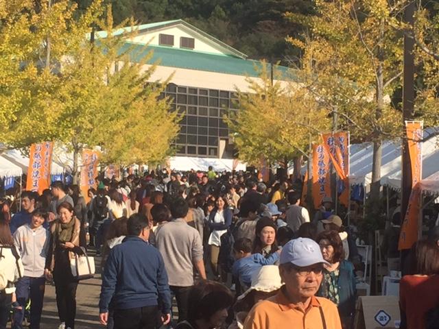秋の砥部焼祭り4