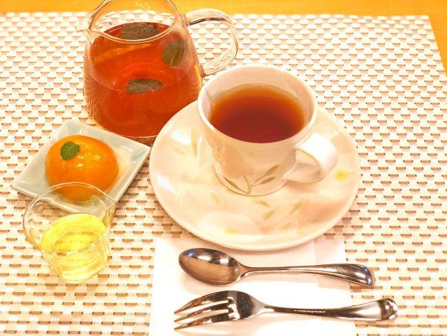 みかん紅茶