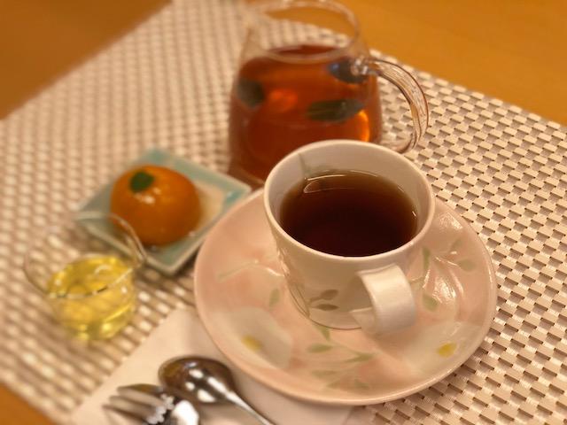 みかん紅茶1
