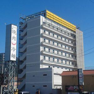 スーパーホテル大洲インター