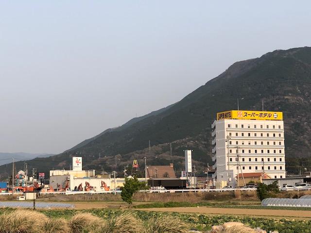 スーパーホテル大洲