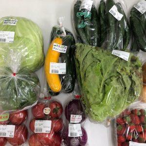 アゴラの野菜は新鮮で安い!