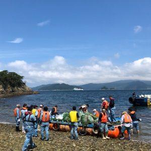 海の日ボランティア
