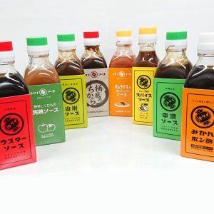 静岡の老舗ソース『トリイソース』入荷!!